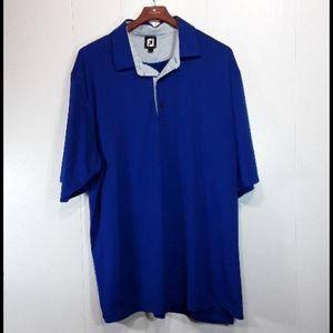 Footjoy XL polo golf shirt